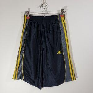 Adidas Boy's Athletic Shorts Sz L